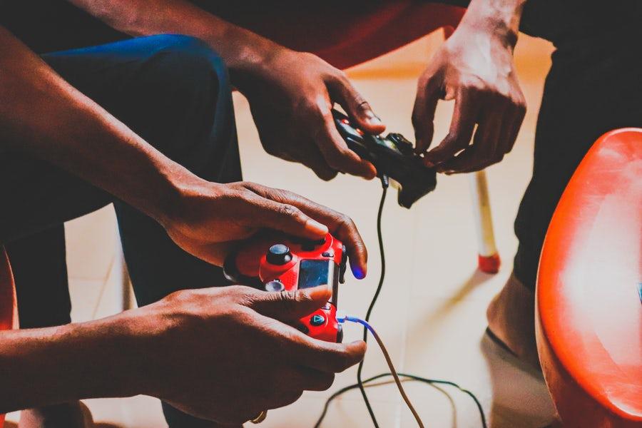 PS4コントローラー複数