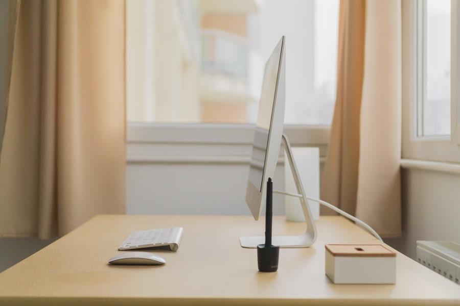 iMac 横から