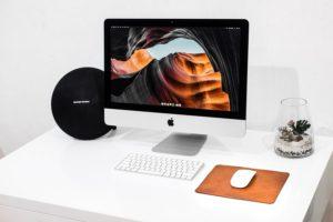 iMac斜めから