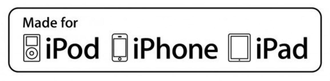 iPhone純正ロゴ