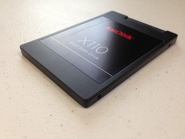 SSDイメージ写真