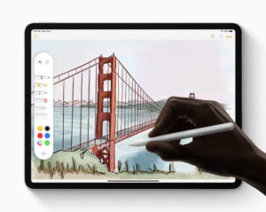 iPadOS ApplePencil