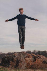 human jump