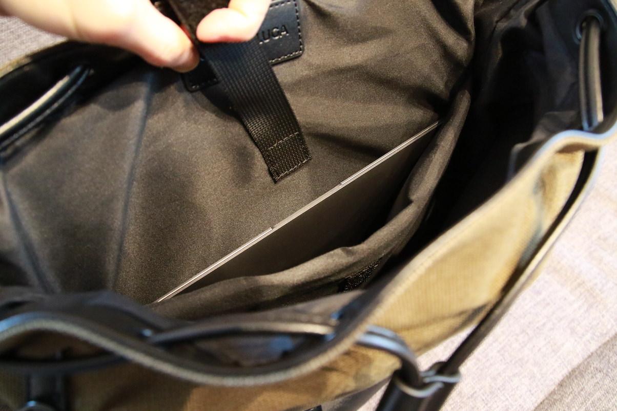 ガストンルーガのプローペル内ポケット