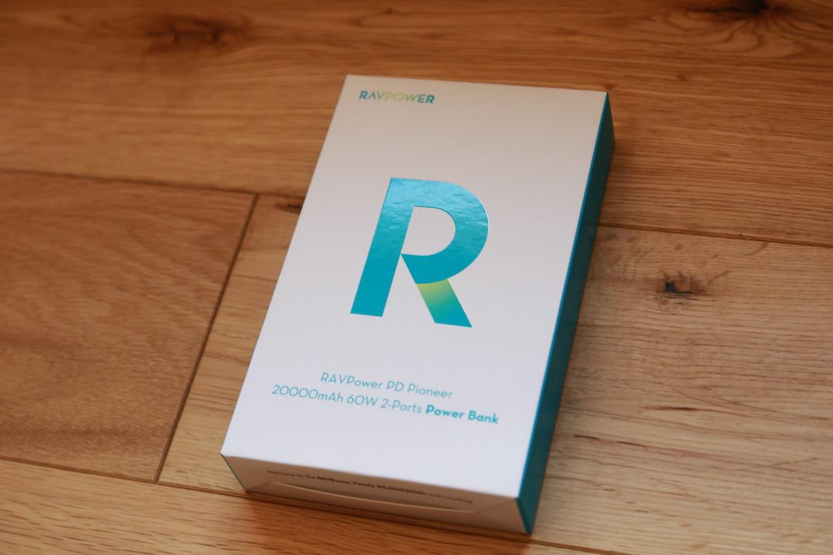 RP-PB201の箱