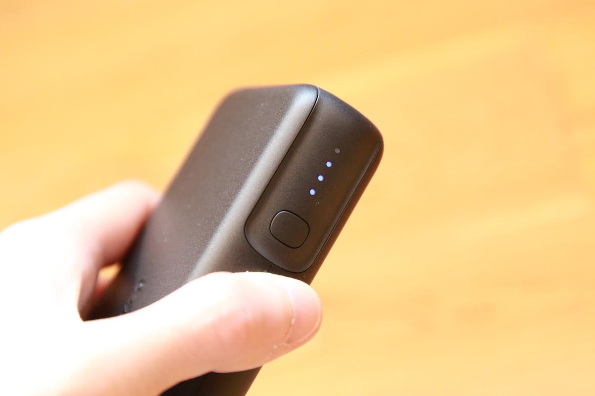 RP-PB201電源ボタン