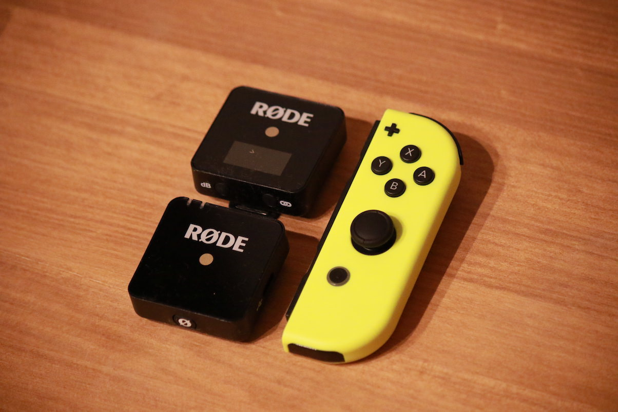 RODE WirelessGo