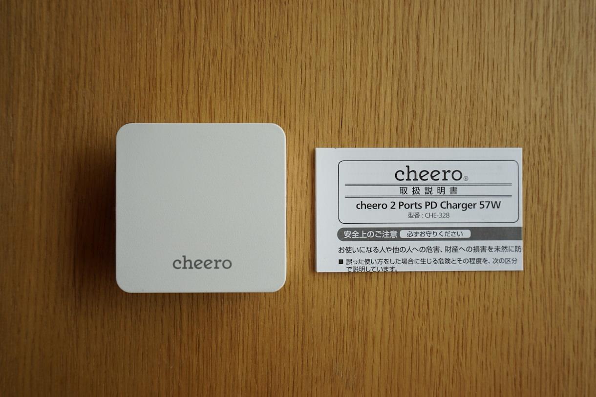 CHE−328の付属品