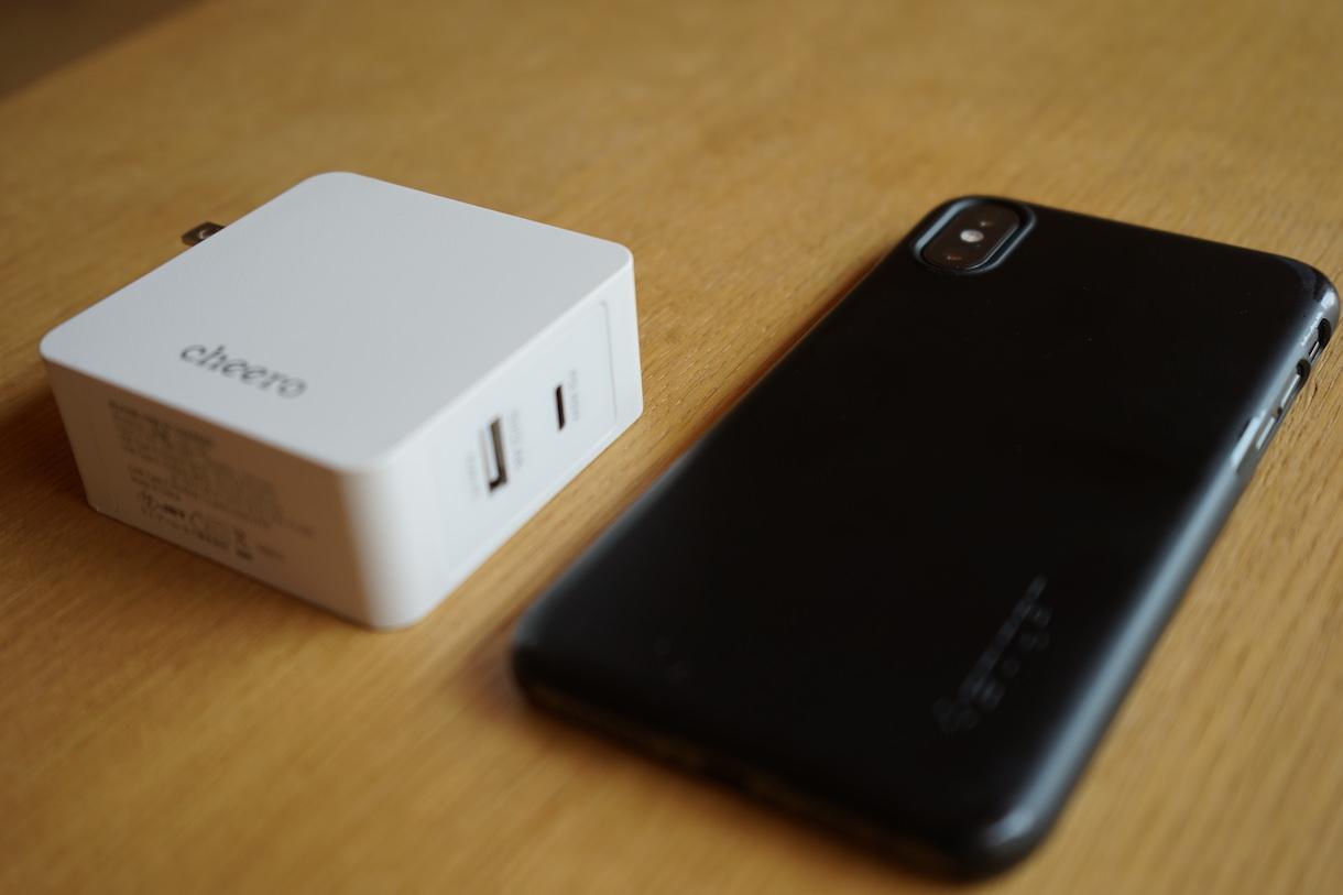 CHE−328とiPhone