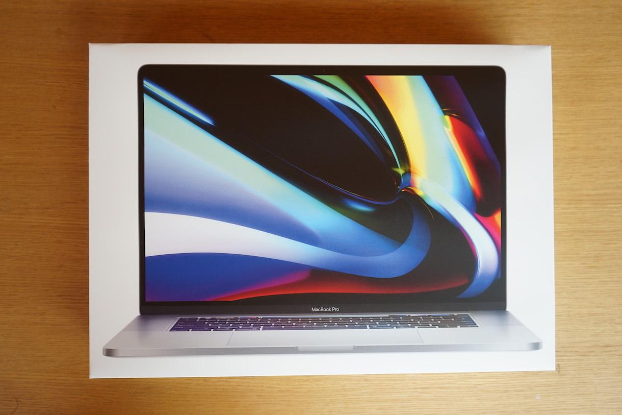 MacbookPro箱