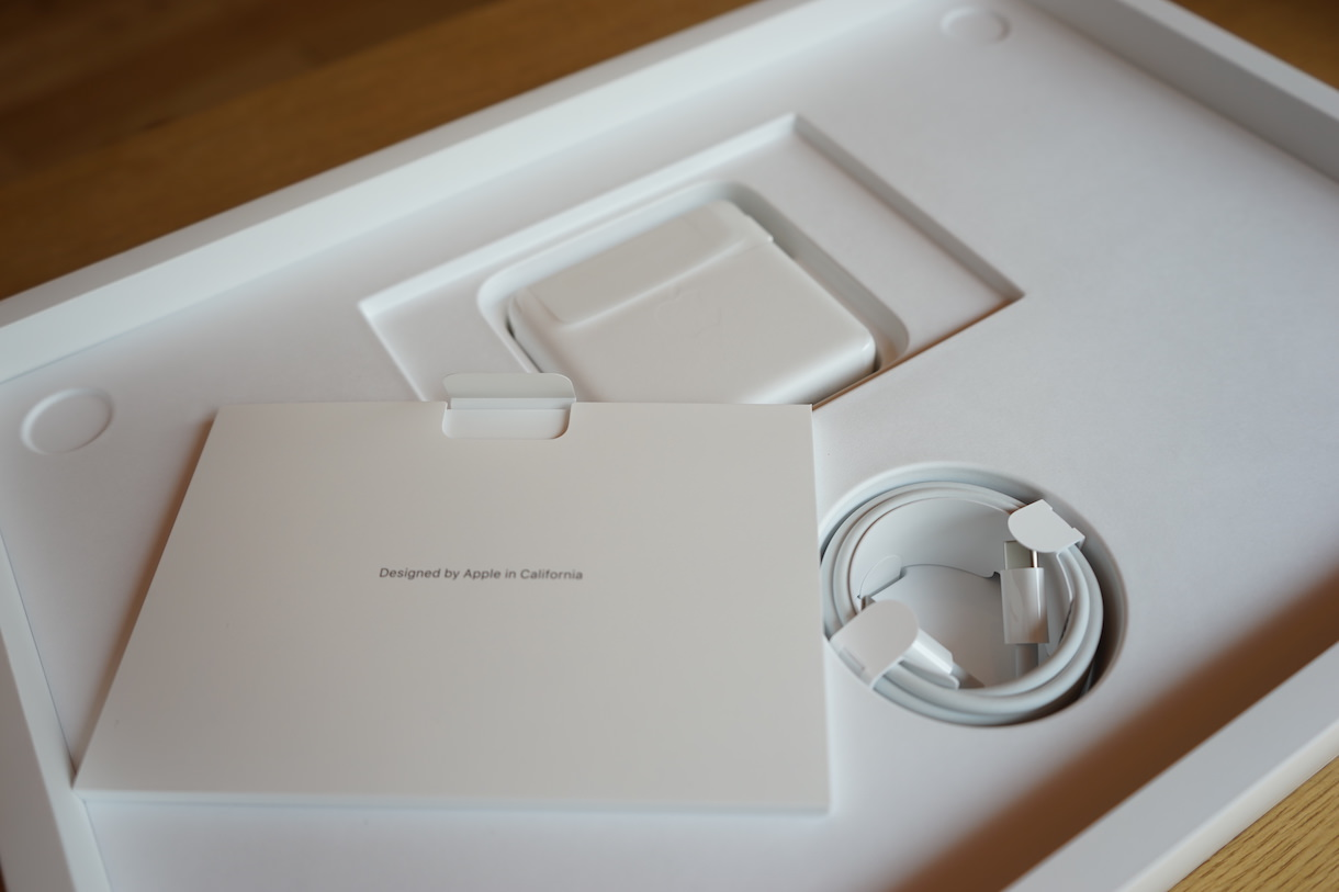 MacbookPro付属品