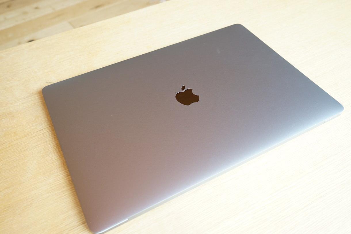 MacbookPro16inch本体