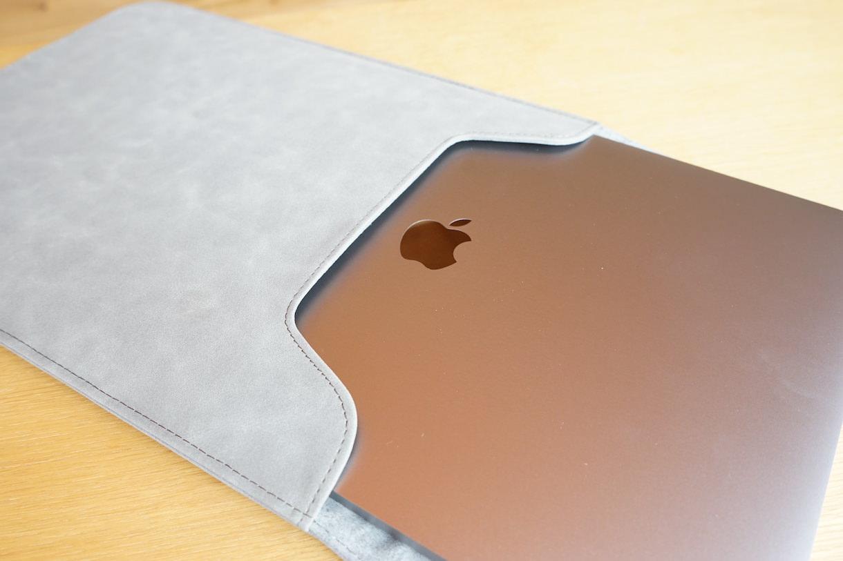 MacbookProスリーブケース