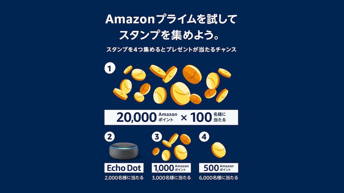 Amazonスタンプラリー