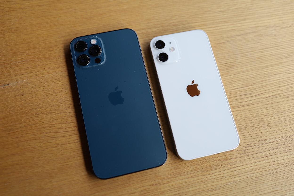 iPhone12mini & iPhone12Pro