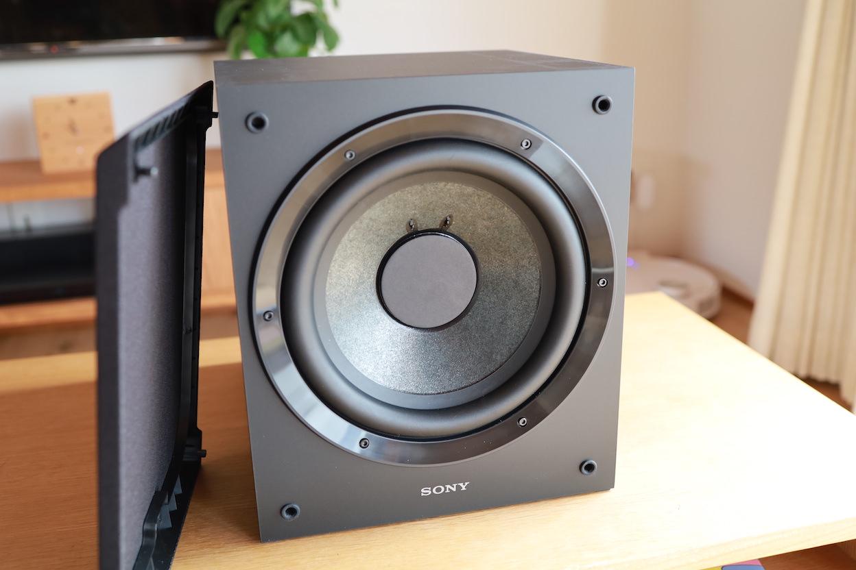 ソニーサブウーファーSA-CA9