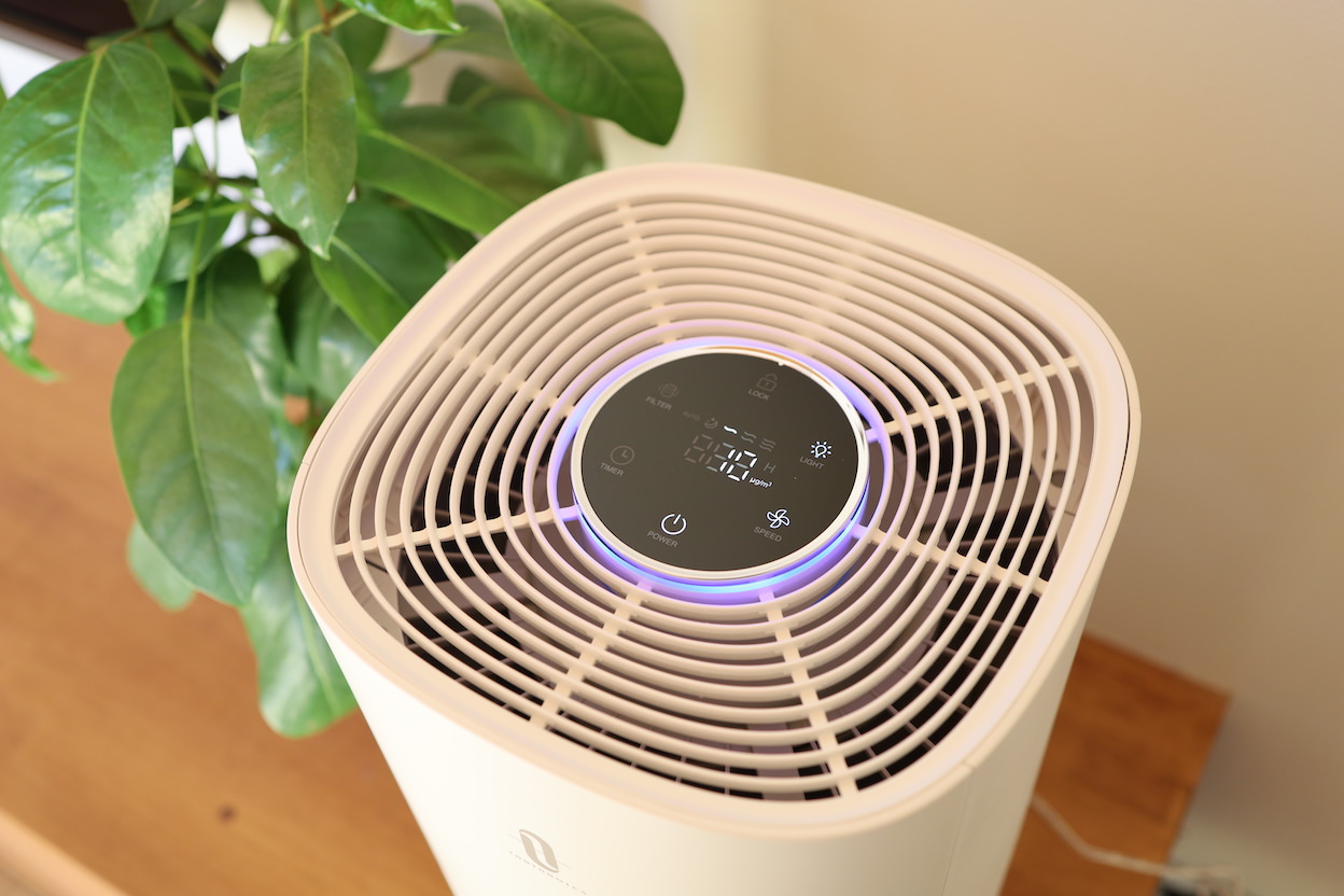空気清浄機 TaoTronics TT-AP005